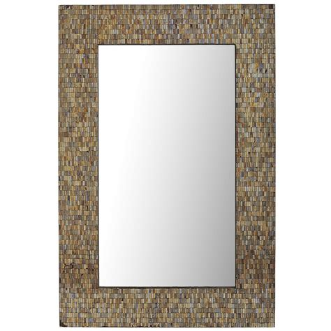 amber mosaic 32x48 mirror pier 1 imports