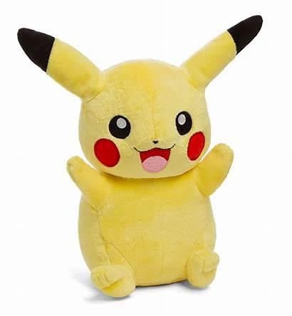 Pikachu Plush Animated Friend Cheeks Cuddly Cuddle