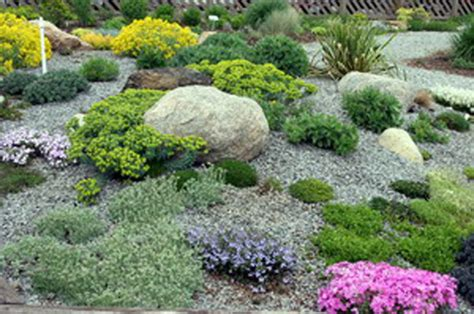 how to gravel a garden garden styles peace love and landscaping