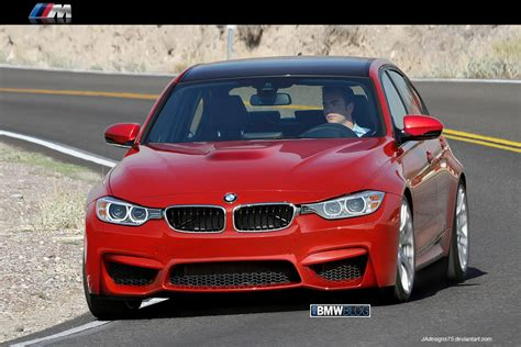 Close To The Real Deal 2014 Bmw M3 Rendering