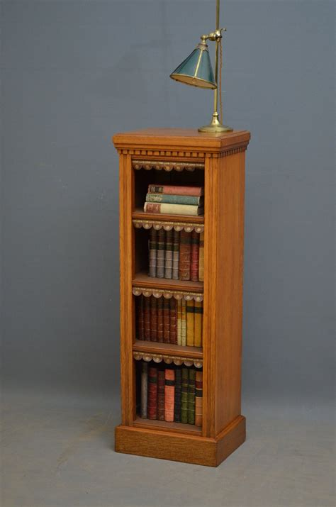 Oak Bookcase by Solid Oak Bookcase Antiques Atlas