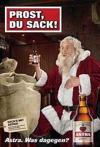 Weihnachten Bier Sprüche : prost du sack astra was dagegen pinned by www ~ Haus.voiturepedia.club Haus und Dekorationen