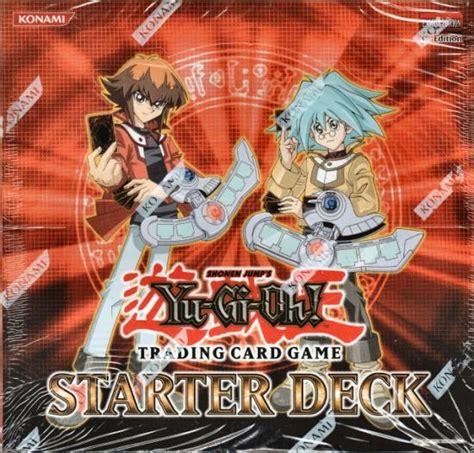 yu gi oh gx duel academy starter box da card world