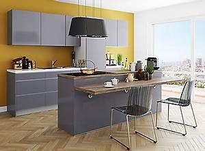Cuisine Moderne Pas Cher : cheap la cuisine en kit with cuisine incorporee pas chere ~ Melissatoandfro.com Idées de Décoration