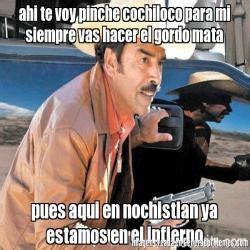 Memes De Cochiloco - benny cochiloco memes meme personalizado que ya no soy el gordo mata mi benny julio cesar