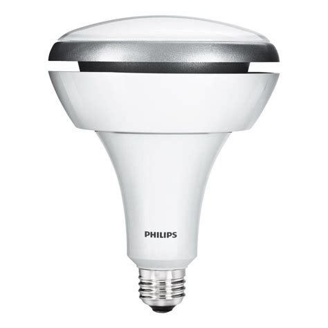 philips 75w equivalent soft white 2700k br40 dimmable