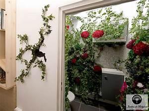 Mur De Fleur Artificielle : fleurs artificielles l univers de tim burton jardins de babylone ~ Teatrodelosmanantiales.com Idées de Décoration