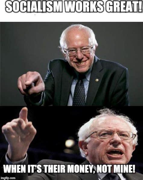 Socialism Memes - image tagged in bernie sanders socialism socialist imgflip
