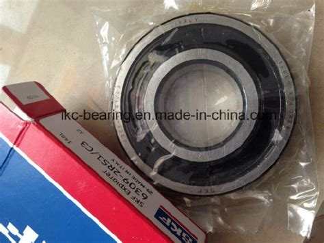 China Skf 6308-2rs/zz C3 Deep Groove Ball Bearings 6302