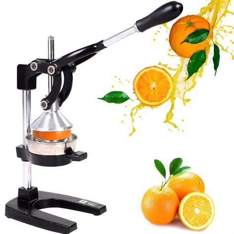 juicer squeezer juice fruit manual orange press hand citrus lemon juicers bar handheld kitchen duty heavy commercial aliexpress goplus commerical