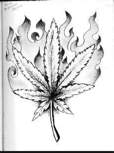 Pin on Tattoo Weed Girl Smoking Drawing