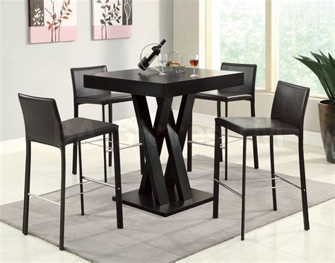 5 sale discount coaster co crisscross bar table with