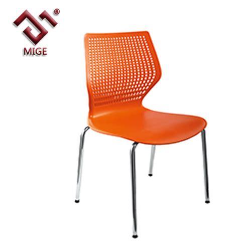 metal legs plastic chair with steel frame buy plastic