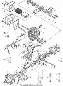 Mcculloch 3200 Chainsaw Parts Diagram