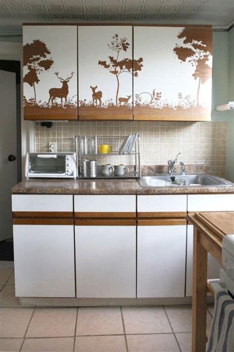 kitchen cabinet cover sheet design sponge sneak peek spaces pinterest the shape