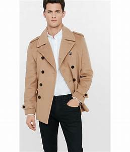 camel pea coat tradingbasis With camel pea coat mens