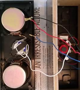 Energy Take1 Center Speaker Wiring Problem