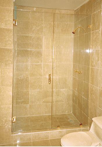 glass shower enclosures frameless euro  shower door
