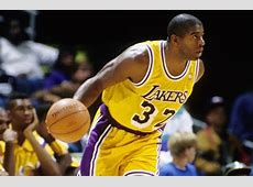 This Day In Lakers History Magic Johnson Comes Out Of