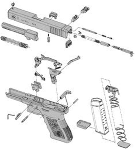 Remington Exploded View Diagram Rifles Pinterest