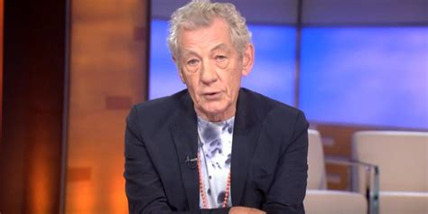 Sir Ian McKellen does a masterful reading of Taylor Swift ...
