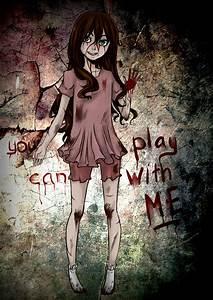 ~Creepypasta Oc~ [Bloody Mary]   Main Oc Book!