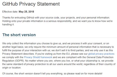 Sample Privacy Policy Template
