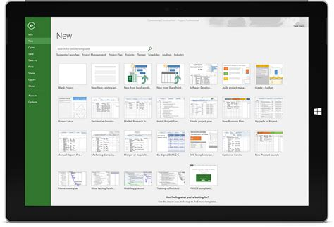 microsoft project templates microsoft project management templates scheduling tools