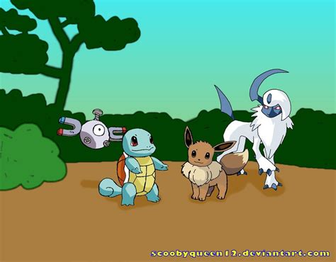 Pokemon Mystery Dungeon Blue Rescue Team By Scoobyqueen12