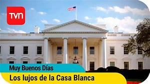 Muy buenos días   Los lujos de la Casa Blanca - YouTube