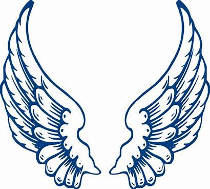 Wings Angel Clip Clipart Vector Bbb Angels