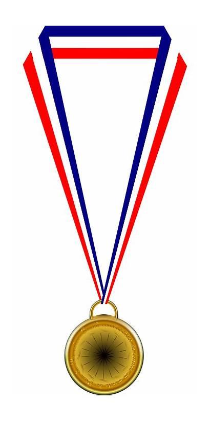 Medal Winner Vector Medallion Graphic Sports Gold