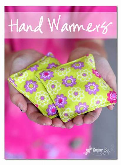 Hand Sewing Warmers Crafts