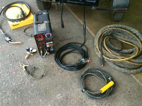lincoln electric ranger  diesel welder generator