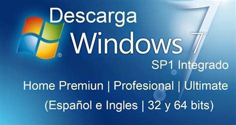 descargar english windows 7 32 bits