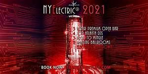 Atlanta New Years Eve Party Countdown - NYElectric 2021, Westin Peachtree Plaza, Atlanta, 31 ...