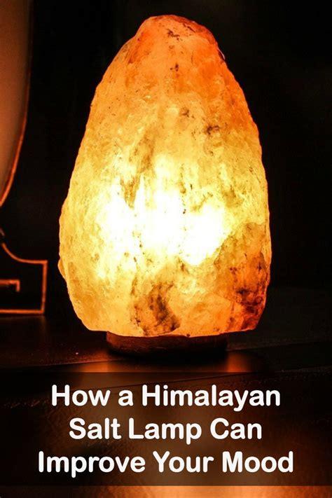 what do himalayan salt ls do how a himalayan salt l can improve your mood