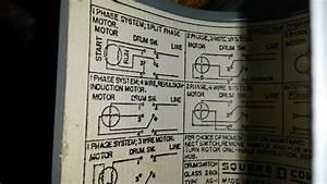 Drum Switch Wiring For A 120 V Dayton Motor