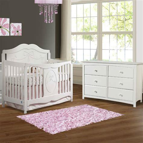 White Crib And Dresser  Bestdressers 2017