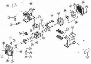Appion Tez8 Vacuum Pump Repair Parts