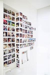 Mur De Photos : 25 id es d co pour habiller un mur ~ Melissatoandfro.com Idées de Décoration