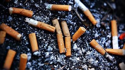 Cigarette Wallpapers Butts Desktop Cigarettes Smoking Smoke