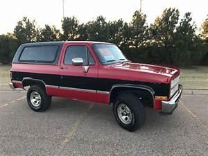 1982 K5 Blazer