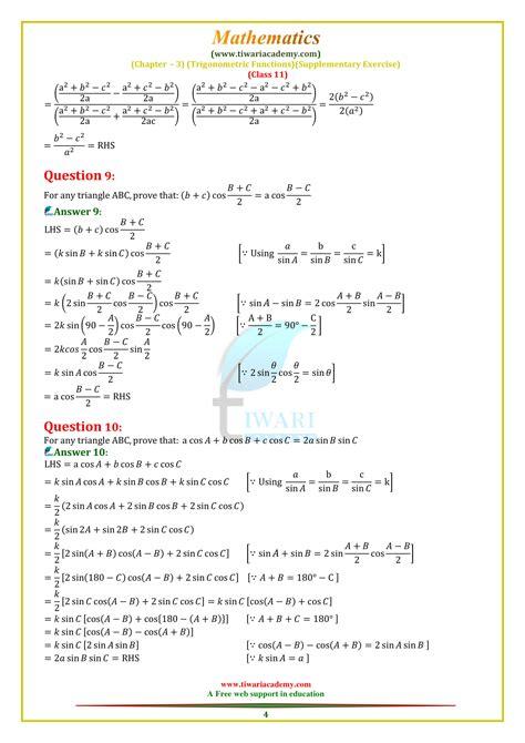 ncert solutions  class  maths chapter  exercise