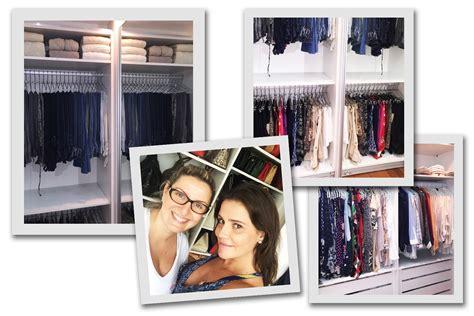 personal organizer revela detalhes dos closets de deborah