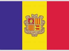 The Flag of Andorra