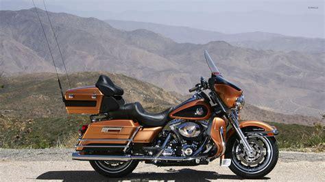 Harley Davidson Electra Glide Ultra Classic Wallpaper