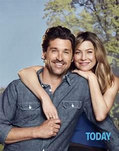 Grey's Anatomy: Ellen Pompeo e Patrick Dempsey lasciano?