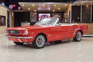 1965 Ford Mustang | Classic Cars for Sale Michigan: Muscle & Old Cars | Vanguard Motor Sales