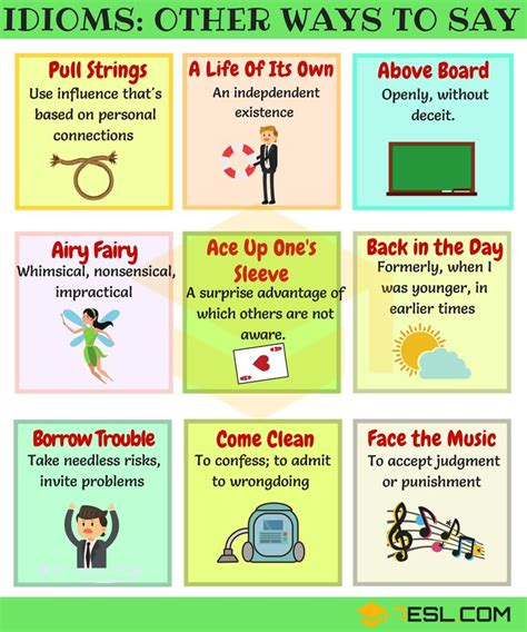 best idioms 189 best idioms slang images on